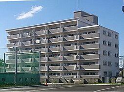 徳島県徳島市北矢三町2丁目の賃貸マンションの外観