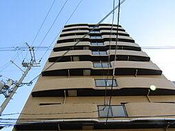グランドール東住吉[6階]の外観