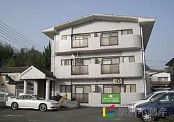 福岡県福岡市東区蒲田1丁目の賃貸マンションの外観
