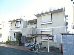 岩崎コーポA[1階]の外観