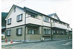 ベルハイツ B棟[203号室]の外観