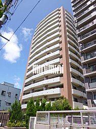 中央ハイツ海老塚[6階]の外観