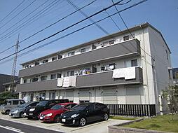 愛知県名古屋市東区大幸4丁目の賃貸アパートの外観