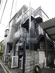 京都府京都市左京区吉田牛ノ宮町の賃貸マンションの外観