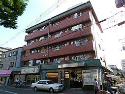 阪東ハイツ[202号室]の外観