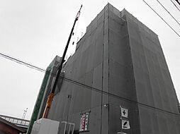 レジデンス神戸グルーブハーバーウエスト[1階]の外観