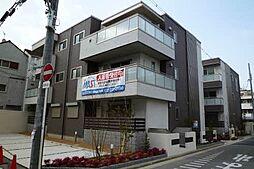 大阪府堺市堺区向陵中町6丁の賃貸マンションの外観