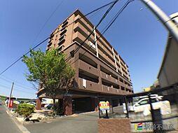 福岡県久留米市新合川1丁目の賃貸マンションの外観