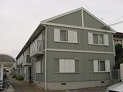 京都府宇治市伊勢田町大谷の賃貸アパートの外観