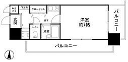 リーガル神戸元町[2階]の間取り