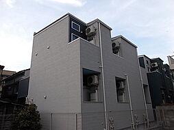 ウィーン・ベル[2階]の外観
