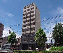 京都府京都市下京区七条御所ノ内本町の賃貸マンションの外観