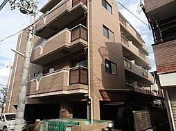 リバーサイド大倉[4階]の外観