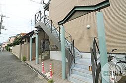 阪急神戸本線 岡本駅 徒歩2分の賃貸アパート