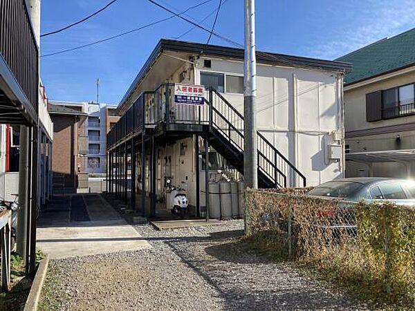 若葉荘 2階の賃貸【茨城県 / つくば市】