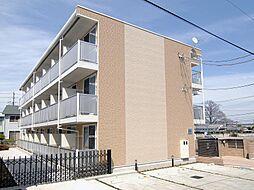 埼玉県さいたま市北区本郷町の賃貸マンションの外観