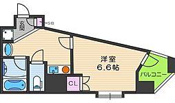 るぱぴよんSP[905号室]の間取り