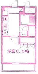 ロイヤルヒルズ宮崎台[4階]の間取り