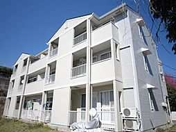 埼玉県さいたま市南区南浦和1丁目の賃貸アパートの外観