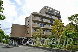 大阪府八尾市荘内町2丁目の賃貸マンションの外観
