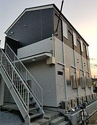 東京都練馬区向山3丁目の賃貸アパートの外観