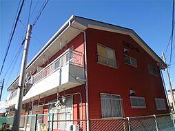 三田コーポ[102号室]の外観