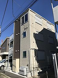 大倉山AP[1階]の外観