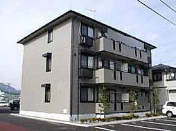 長野県長野市吉田1丁目の賃貸アパートの外観