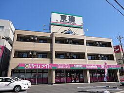 千葉県茂原市八千代3丁目の賃貸マンションの外観