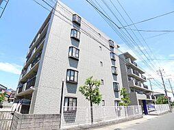 河北松戸ハイツ[3階]の外観