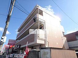 プリミエール柏原[3階]の外観