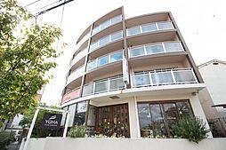 兵庫県神戸市灘区灘北通9丁目の賃貸マンションの外観