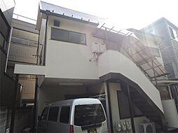 東京都世田谷区野沢1丁目の賃貸アパートの外観