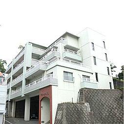 福岡県北九州市門司区清見1丁目の賃貸マンションの外観