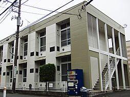 神奈川県川崎市多摩区堰3の賃貸マンションの外観