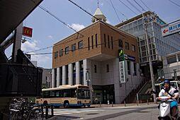 仁川フラットC棟[2階]の外観