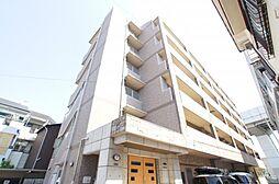 大阪府大阪市東住吉区西今川4丁目の賃貸マンションの外観
