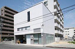 岡山県岡山市北区奥田2丁目の賃貸アパートの外観