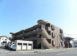 宮崎県宮崎市大坪東3丁目の賃貸マンションの外観