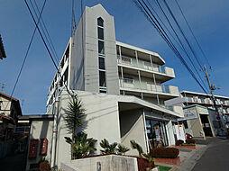 マンションセルシオ[3階]の外観