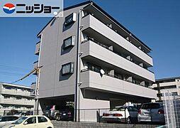 コム・シェ・ソワ[4階]の外観