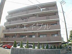 鏡川クレセントパーク[4階]の外観