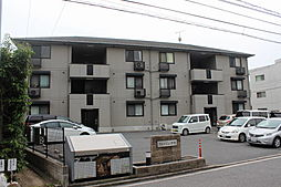 クレ−ジュ中村[2階]の外観