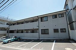 広島県広島市安佐南区長束西3丁目の賃貸アパートの外観