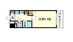 プロシード新大阪シティライフ[5階]の間取り