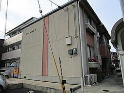 都市ガスコーポ萩〜2〜[2階]の外観