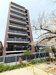 福岡県福岡市中央区薬院伊福町の賃貸マンションの外観