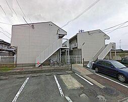 大阪府堺市西区浜寺南町2丁の賃貸アパートの外観
