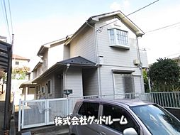 [テラスハウス] 神奈川県川崎市麻生区片平1丁目 の賃貸【/】の外観
