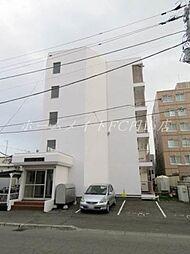 北海道札幌市北区北二十八条西5の賃貸マンションの外観